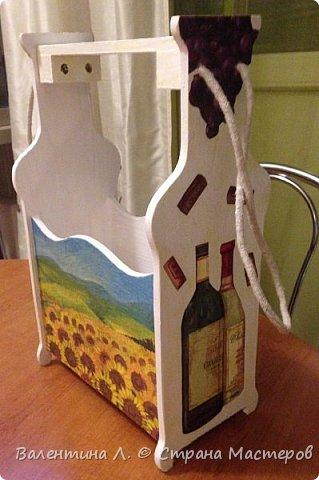 Коробка для Вина Тоскана фото 3