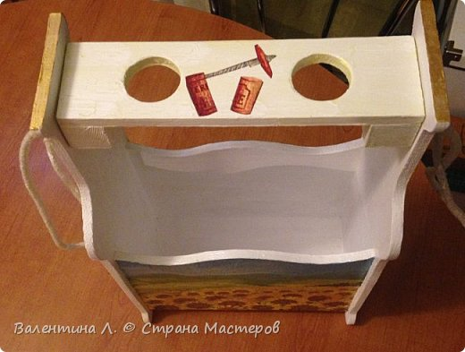 Коробка для Вина Тоскана фото 4