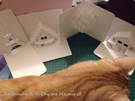 Вырезаем 3D фигурки из бумаги ) фото 3