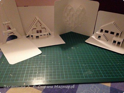 Вырезаем 3D фигурки из бумаги ) фото 4