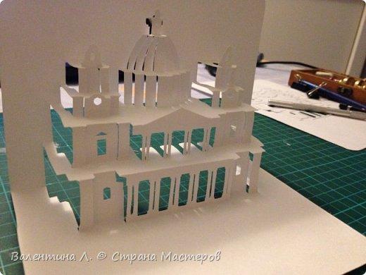 Вырезаем 3D фигурки из бумаги ) фото 1