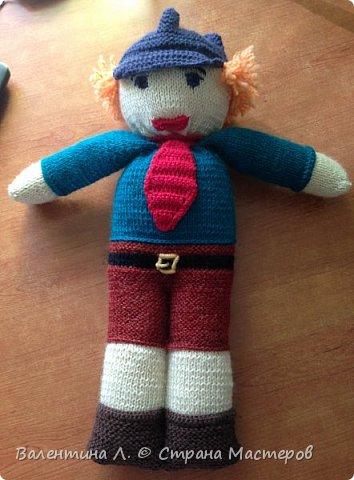Кукла на спицах фото 1