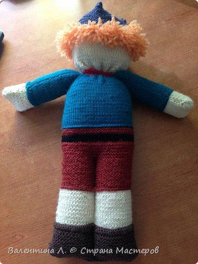 Кукла на спицах фото 2