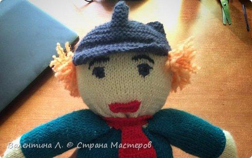 Кукла на спицах фото 3