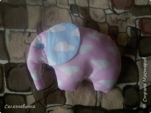 У каждого должен быть свой розовый слон! фото 1