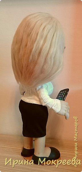 Новая кукла студентка. фото 3