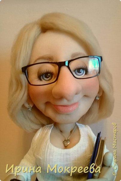 Новая кукла студентка. фото 5