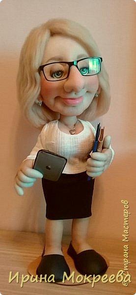 Новая кукла студентка. фото 1