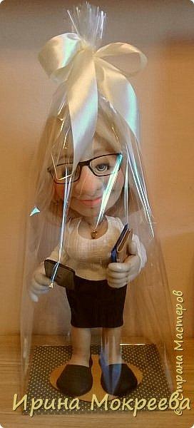 Новая кукла студентка. фото 7