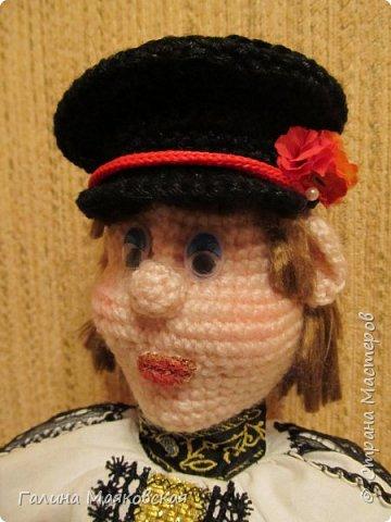 Привет всем жителям СМ и ее гостям! Сегодня  - тема народного костюма.  В процессе работы  пришлось покопаться в истории, оказалось  так интересно... фото 10