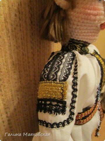 Привет всем жителям СМ и ее гостям! Сегодня  - тема народного костюма.  В процессе работы  пришлось покопаться в истории, оказалось  так интересно... фото 8
