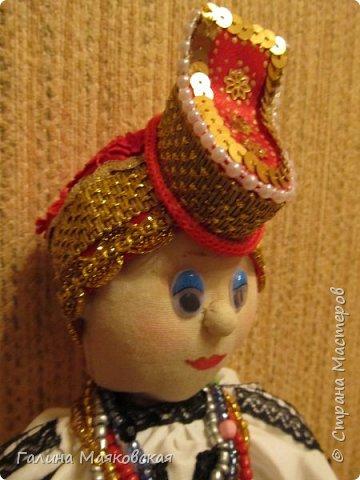Привет всем жителям СМ и ее гостям! Сегодня  - тема народного костюма.  В процессе работы  пришлось покопаться в истории, оказалось  так интересно... фото 6