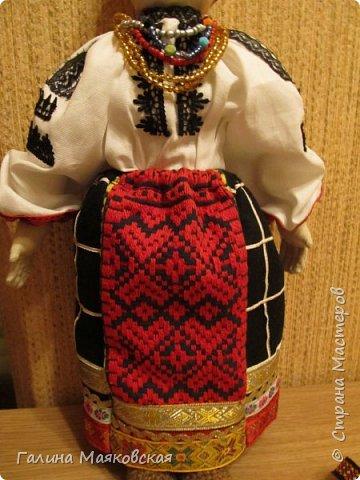 Привет всем жителям СМ и ее гостям! Сегодня  - тема народного костюма.  В процессе работы  пришлось покопаться в истории, оказалось  так интересно... фото 4