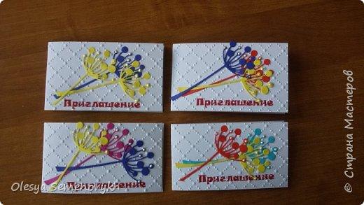 Небольшие поздравительные открытки от первой учительницы фото 2