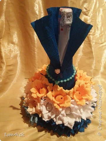 Доброго всем времени суток. Хочу поделится своими работами.  Платье для принцессы. фото 1