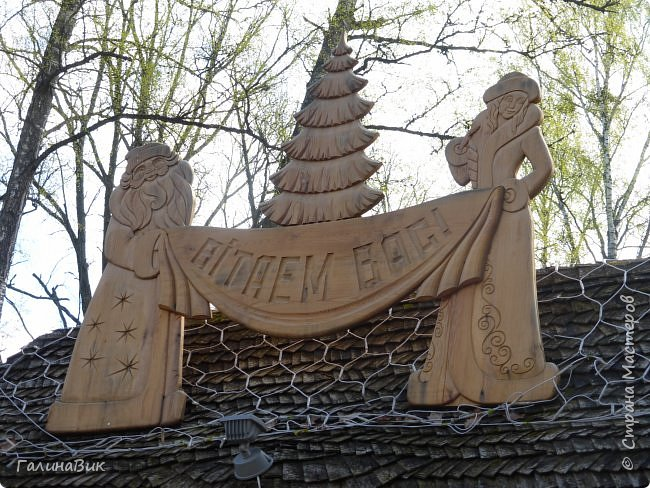 По дороге в Беловежскую Пущу наша туристическая группа заехала в город Каменец, раньше служащий опорным пунктом и преградой на пути к Берестью (Бресту),чтобы увидеть легендарную Каменецкую Вежу или Белую Вежу (башню). фото 11