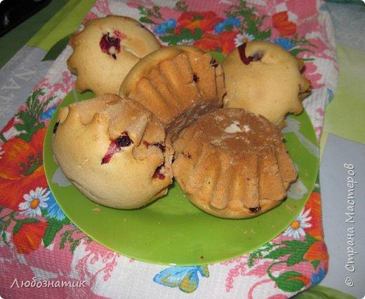 Добрый день друзья и гости! Сегодня хочу поделиться рецептом кекса со свежими ягодами.   Продукты:  120 г маргарина 200 г сахара 4 яйца 0,5 стакана молока 0,5 кг муки 250 г любых свежих или свежезамороженных ягод фото 1