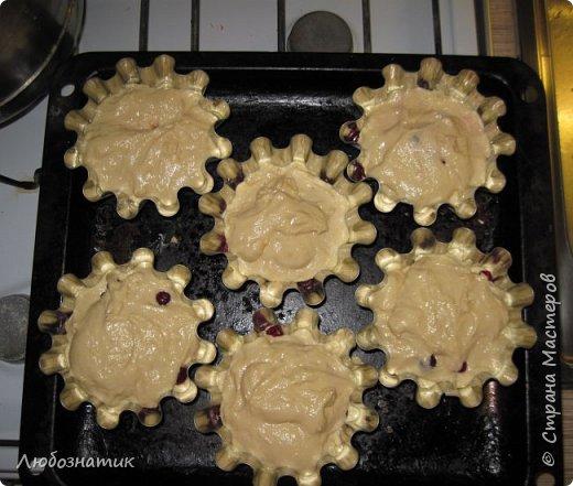 Добрый день друзья и гости! Сегодня хочу поделиться рецептом кекса со свежими ягодами.   Продукты:  120 г маргарина 200 г сахара 4 яйца 0,5 стакана молока 0,5 кг муки 250 г любых свежих или свежезамороженных ягод фото 22