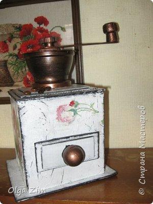 Декоративная кофемолка фото 4