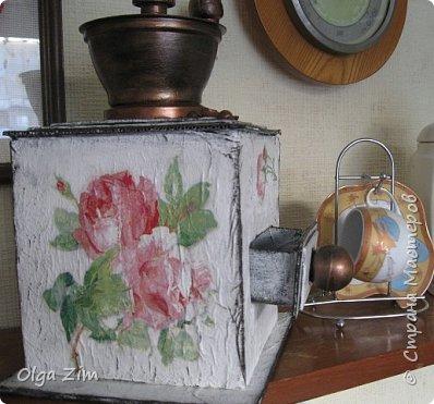 Декоративная кофемолка фото 3