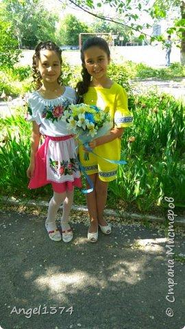 Платье вышиванка фото 2