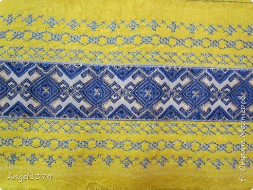 Платье вышиванка фото 3