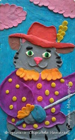 Кошачий бум (детские работы) фото 5