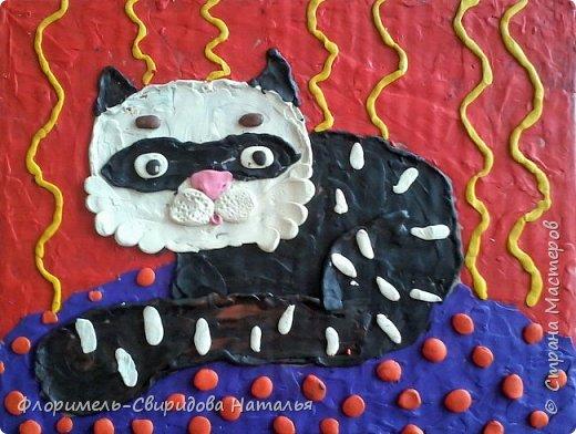 Кошачий бум (детские работы) фото 4