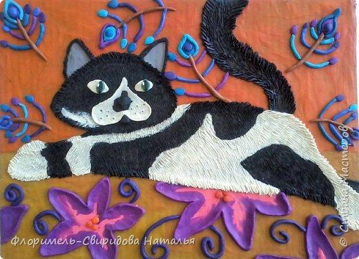 Кошачий бум (детские работы) фото 9
