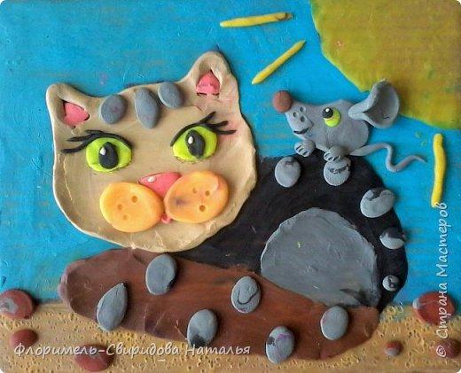 Кошачий бум (детские работы) фото 3