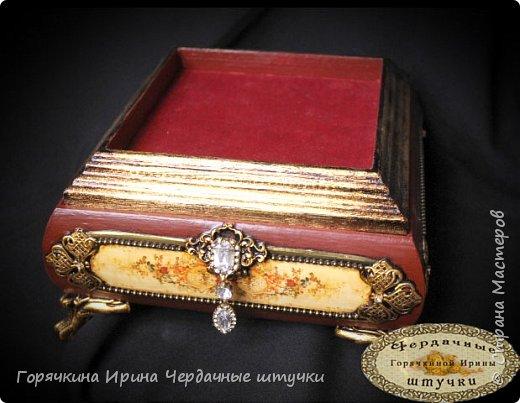 """Шкатулка """" Palace luxury"""" фото 10"""
