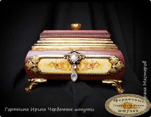 """Шкатулка """" Palace luxury"""" фото 4"""