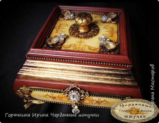 """Шкатулка """" Palace luxury"""" фото 5"""