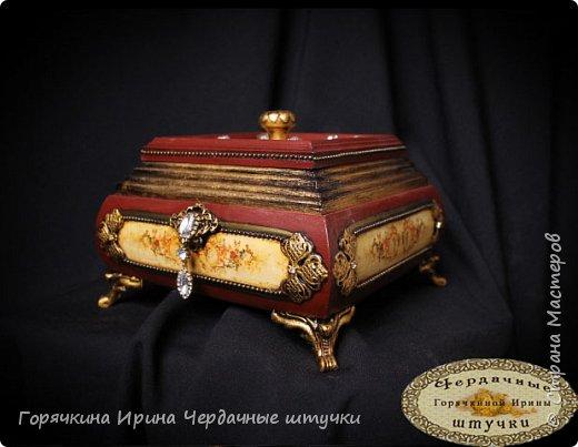 """Шкатулка """" Palace luxury"""" фото 8"""