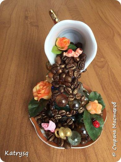 Чашечка к рождению девочки фото 1