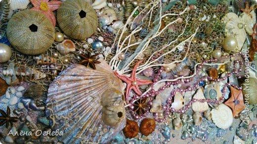 Тайны Морских Глубин 48х68 с багетом фото 1