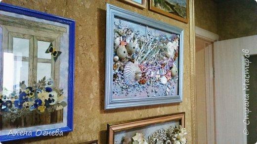 Тайны Морских Глубин 48х68 с багетом фото 6