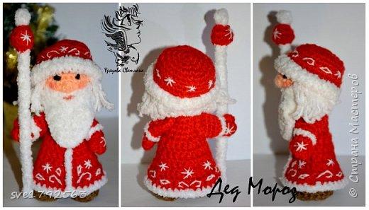 Дед Мороз.. Авторская работа.   фото 2