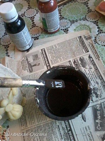 Доброго времени суток Страна Мастеров!Хочу поделится опытом по созданию ёжиков из папье-маше. фото 42