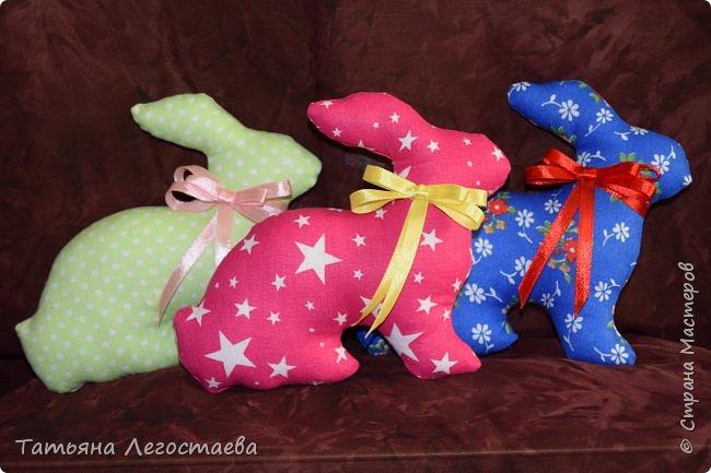 Нахлынуло недавно на меня вдохновение и за пару ночей, пока моя малышка спала, нашилось у меня немножко игрушек  фото 2