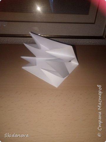 Универсальная открытка за 5 минут. Оригами фото 1