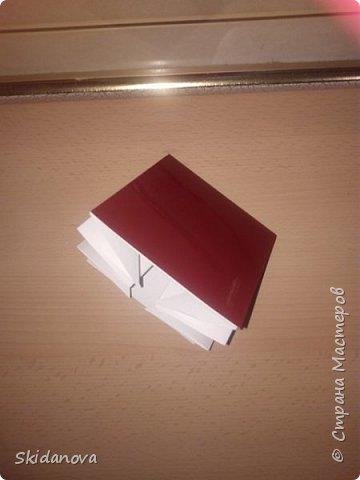 Универсальная открытка за 5 минут. Оригами фото 2