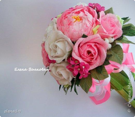 Сегодня покажу новый цветок для меня - пион. Корзинка с пионами. фото 10