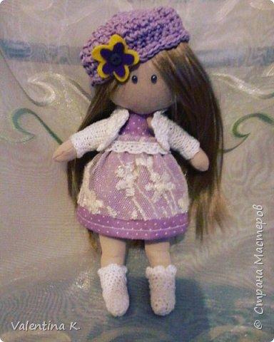 Здравствуйте!!! С недавних времён заболела шитьём кукол, как это интересно оказывается, каждая милашка получается такая разная со своим характером. Приятного всем просмотра и хорошего настроения, ведь скоро лето!!! фото 10