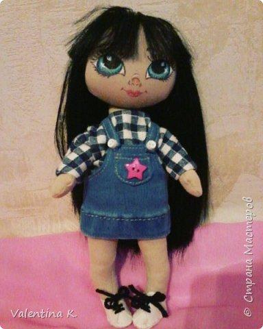 Здравствуйте!!! С недавних времён заболела шитьём кукол, как это интересно оказывается, каждая милашка получается такая разная со своим характером. Приятного всем просмотра и хорошего настроения, ведь скоро лето!!! фото 4
