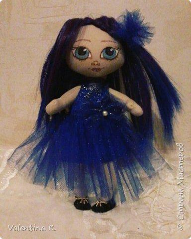 Здравствуйте!!! С недавних времён заболела шитьём кукол, как это интересно оказывается, каждая милашка получается такая разная со своим характером. Приятного всем просмотра и хорошего настроения, ведь скоро лето!!! фото 2