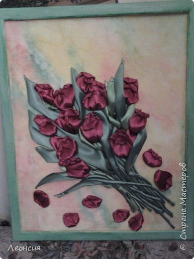 Сирень и розы. фото 3