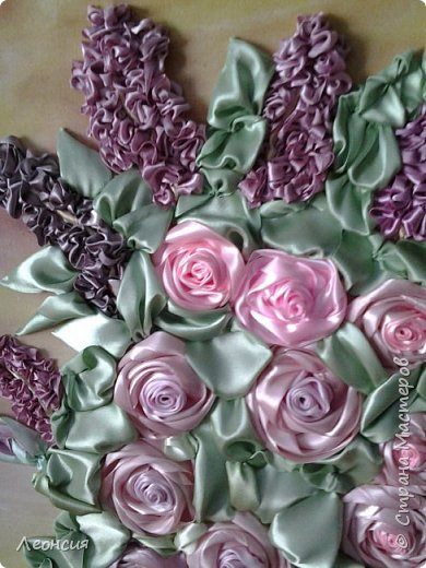 Сирень и розы. фото 2