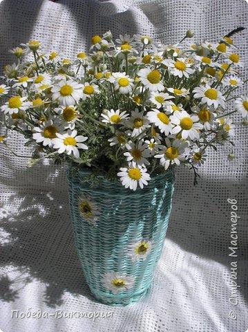 """Всем рукодельницам большой привет!  Даже не верится, завтра ЛЕТО!.. Хотя и нас не обошла стороной непогода: то снег повалил среди цветения, то просто стояли холодные дни и ночи. Но, все же, по расписанию цвели цветы, буяли кусты, деревья. Не устояла я перед их красотой, поддалась цветочному настроению: сплела """"цветочные"""" шкатулки, вазочку... Несколько вышитых игольниц. Смотрите, рукодельницы, оценивайте.   ШКАТУЛКА И ИГОЛЬНИЦА  """"ИРИСЫ"""". фото 30"""
