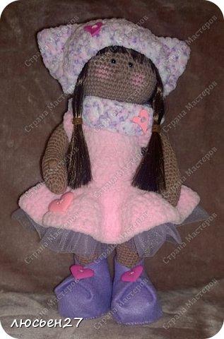 Куколка ростом 38 см фото 1